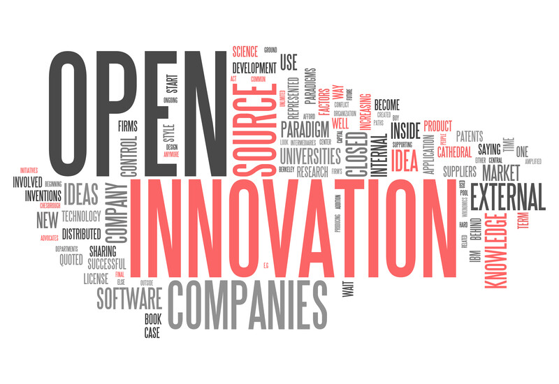 open innovation strategy
