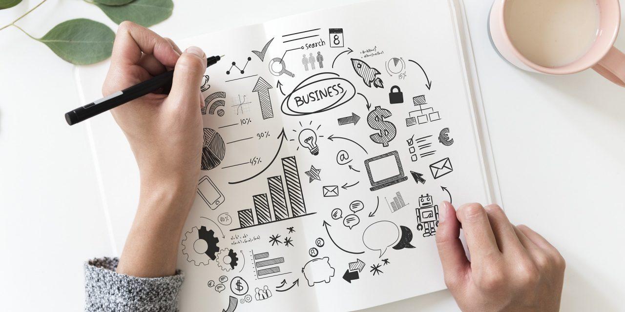 creare business plan